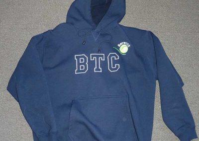 BTC hoodie